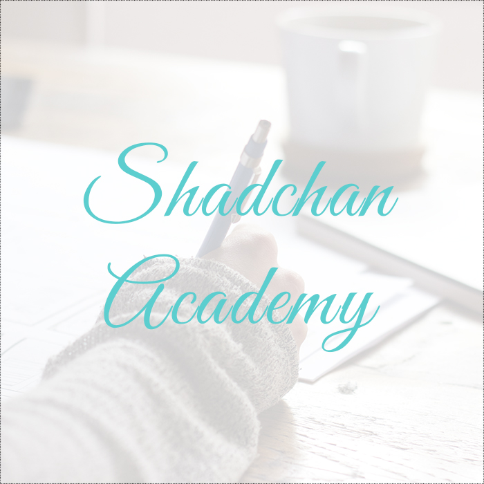 Shadchan Academy title